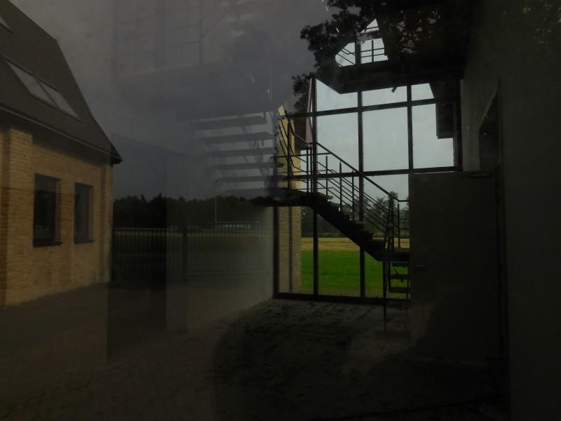 Trap door raam, Eemnes